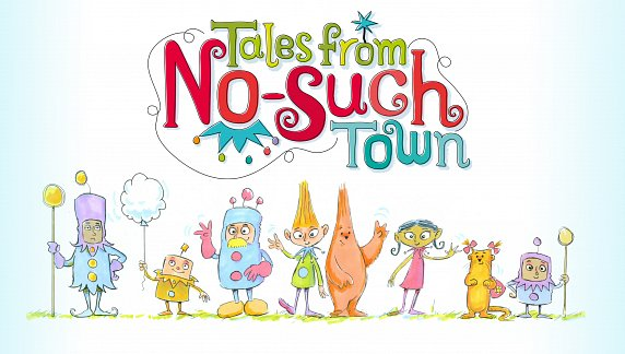 'Tales from No-Such Town' Launches on CBeebies Radio